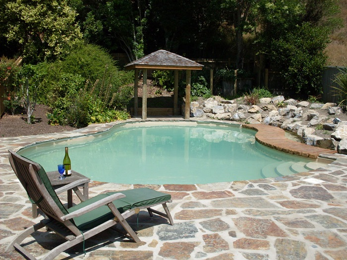 Sensibly Priced Family Pools. Bright Water Pools ...